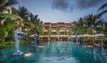 La Siesta Hoi An Resort and Spa - 1,650K/ Voucher 2N1D cho 2 người